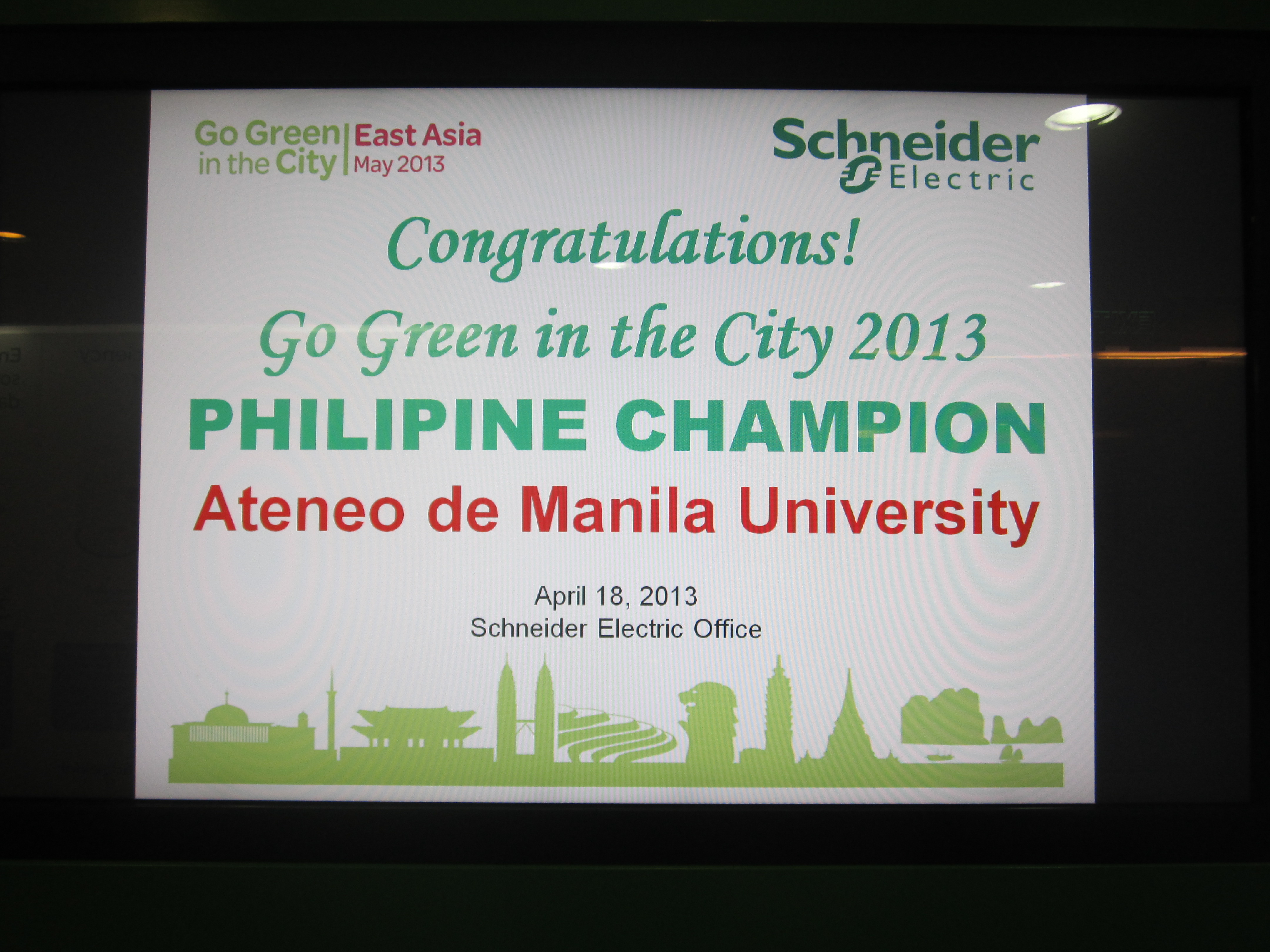 Watch How to Be Green in the City video